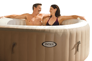 Spa bolhas Intex