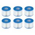 Pack 6 filtros Spa tipo S1 NTEX